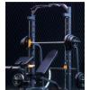 创思维史密斯机深蹲架多功能卧推架举重床龙门架家用运动健身器材
