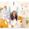 瘫痪病人移位器康复训练器材偏瘫残疾老人护理升降康复移位机家用